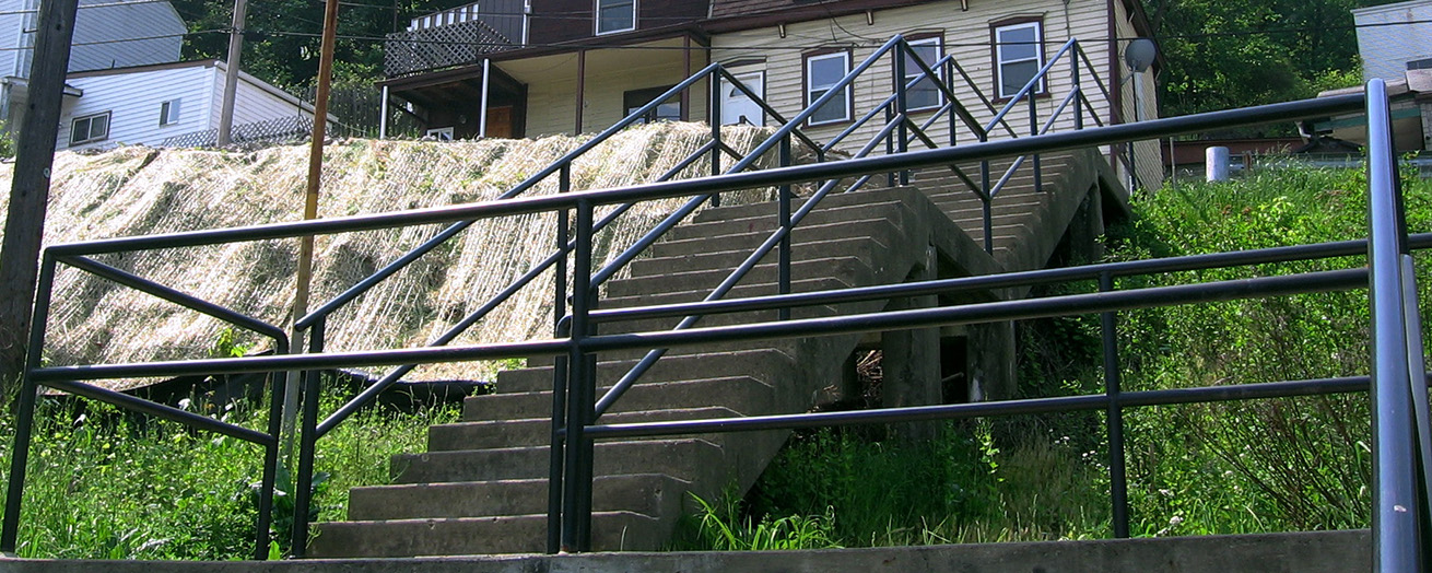 Armin Iron Works Pittsburgh_Pipe Railing
